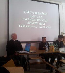 """Konferencja Naukowa """"Wokół zmartwychwstania"""""""