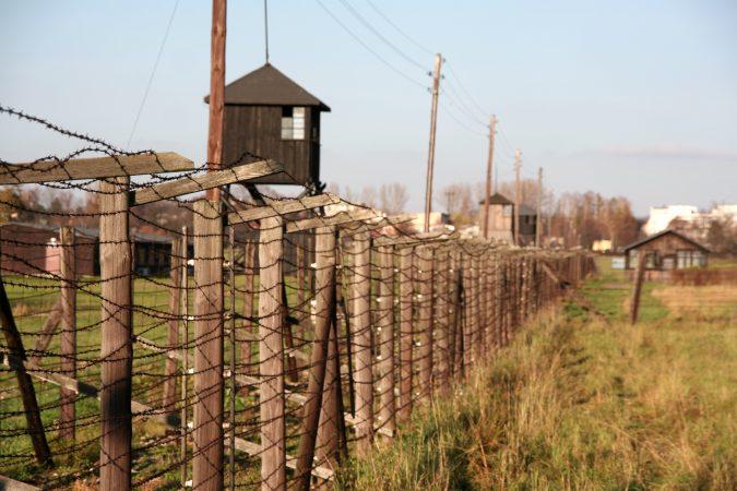 Wyjazd KNSB Lublin 2013 - Majdanek, nazistowski obóz koncentracyjny, © ks. Piotr Mazurek