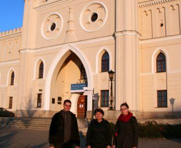 Wyjazd KNSB Lublin 2013 - Zamek, Fot. © ks. Krzysztof Grzemski