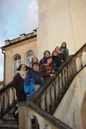 Wyjazd KNSB Kraków 2006 - Kazimierz, Synagoga Izaaka