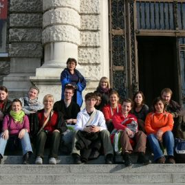 Wyjazd KNSB Wiedeń 2009 - Kunsthistorisches Museum