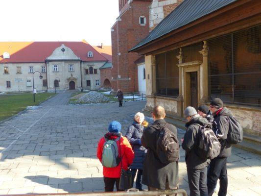 Wyjazd KNDB Kraków 2015 - Kościół Bożego Ciała, Fot. © Anna Jagusiak