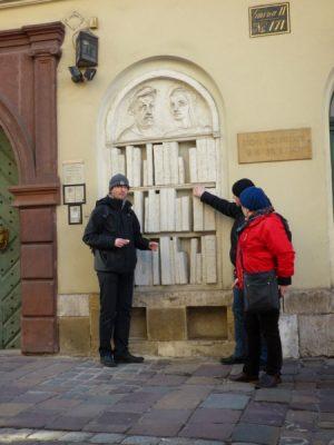 Wyjazd KNDB Kraków 2015 - Dom kolegiaty Wszystkich Świętych, Fot. © Anna Jagusiak