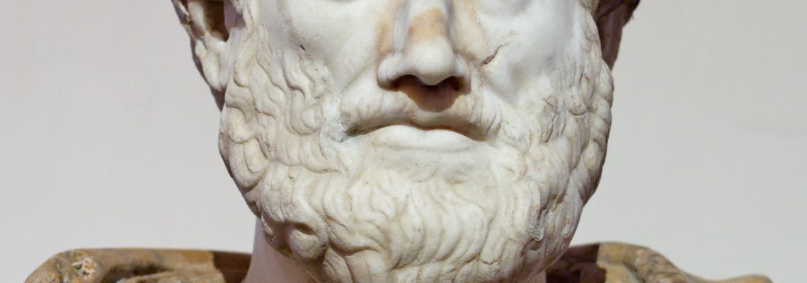 By Copy of Lysippus - Jastrow (2006), Public Domain, https://commons.wikimedia.org/w/index.php?curid=1359807