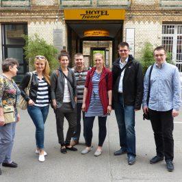 Relacja z wyjazdu naukowo-badawczego do Berlina (20-22 maja 2016 r.)