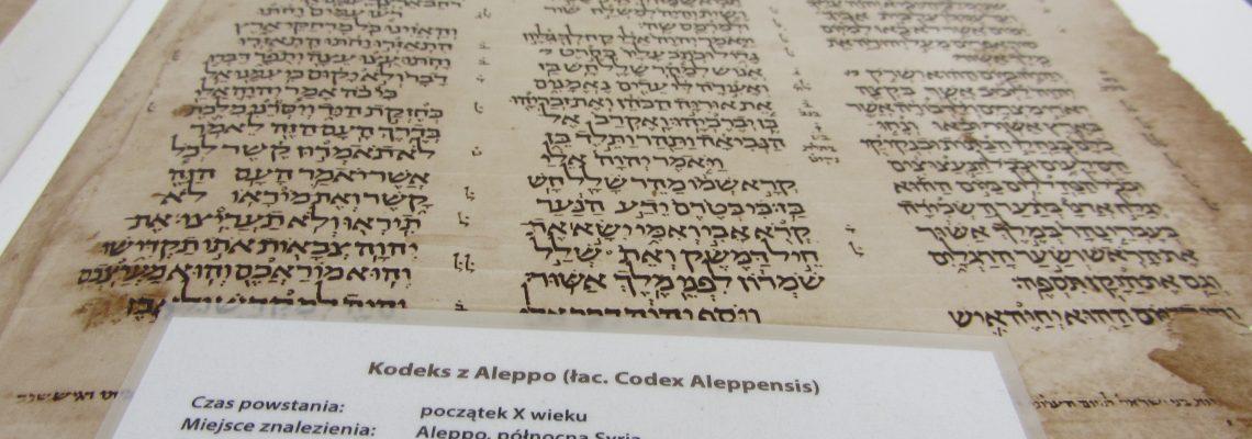 """Wystawa """"Biblia – jej historia i przesłanie"""" (relacja)"""