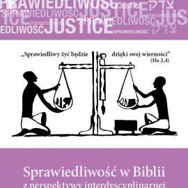 """Monografia """"Sprawiedliwość w Biblii"""""""