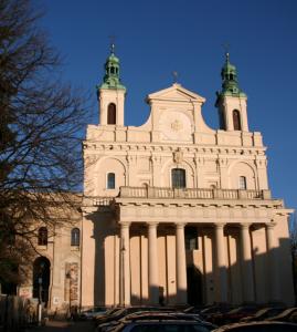 Wyjazd KNSB Lublin 2013- Archikatedra św. Jana Chrzciciela i św. Jana Ewangelisty, Fot. © ks. Piotr Mazurek