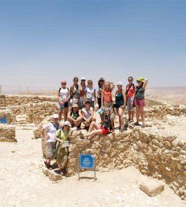 Wyjazd KNSB Izrael 2007 - Arad, Fot. © Anna Kuśmirek