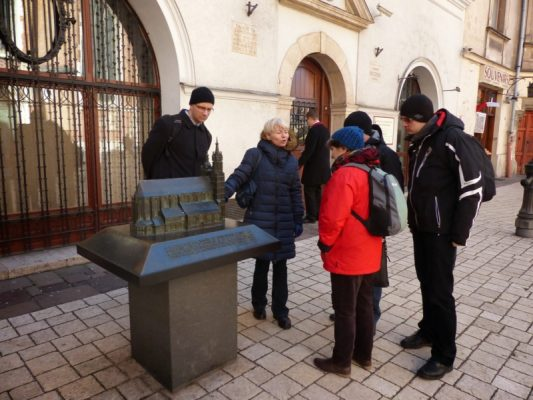 Wyjazd KNDB Kraków 2015 -Plac Mariacki, Fot. © Anna Jagusiak